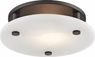 Hudson Valley 4712-OB Croton Modern Old Bronze LED 12.25  Home Ceiling Lighting