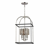 Hudson Valley 4814-PN Vestal Polished Nickel Finish 14  Wide Drop Lighting Fixture