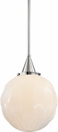 Hudson Valley 4815-PN Tybalt Polished Nickel Hanging Light