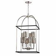 Hudson Valley 4819-PN Vestal Polished Nickel Finish 19  Wide Pendant Light