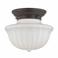 Hudson Valley 5009F-OB Dutchess Old Bronze Home Ceiling Lighting