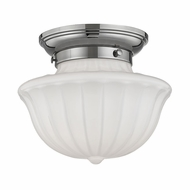 Hudson Valley 5009F-PN Dutchess Polished Nickel Overhead Light Fixture