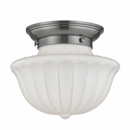 Hudson Valley 5009F-SN Dutchess Satin Nickel Overhead Lighting Fixture