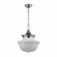 Hudson Valley 5012-PN Dutchess Polished Nickel Drop Lighting