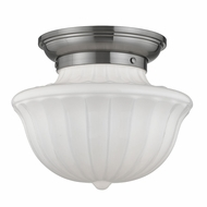 Hudson Valley 5012F-SN Dutchess Satin Nickel Ceiling Lighting Fixture