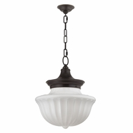 Hudson Valley 5015-OB Dutchess Old Bronze Ceiling Pendant Light