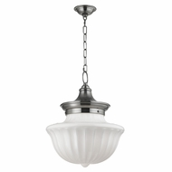 Hudson Valley 5015-SN Dutchess Satin Nickel Drop Lighting Fixture