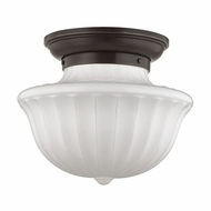 Hudson Valley 5015F-OB Dutchess Old Bronze Flush Lighting