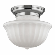 Hudson Valley 5015F-PN Dutchess Polished Nickel Flush Mount Lighting
