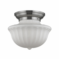Hudson Valley 5015F-SN Dutchess Satin Nickel Overhead Lighting