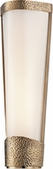 Hudson Valley 5016-AGB Park Slope Contemporary Aged Brass LED Lighting Wall Sconce