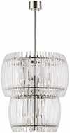 Hudson Valley 5040-PN Freeze Modern Polished Nickel Drop Ceiling Lighting