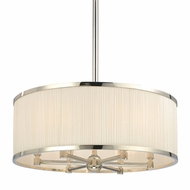 Hudson Valley 5224 Hastings 24  Wide Transitional Hanging Light Fixture