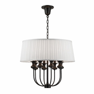 Hudson Valley 5408-OB Pembroke Old Bronze Pendant Light
