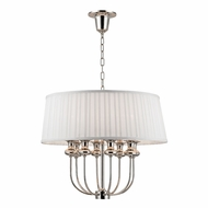 Hudson Valley 5408-PN Pembroke Polished Nickel Lighting Pendant