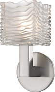 Hudson Valley 5441-SN Sagamore Contemporary Satin Nickel LED Wall Lighting