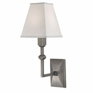 Hudson Valley 5500-HN Tilden Historic Nickel Wall Lamp