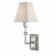 Hudson Valley 5500-PN Tilden Polished Nickel Sconce Lighting