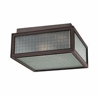 Hudson Valley 5610-OB Freemont Old Bronze Flush Mount Lighting Fixture