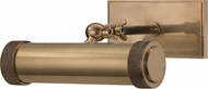 Hudson Valley 5808-AGB Ridgewood Aged Brass Picture Light