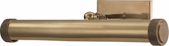 Hudson Valley 5816-AGB Ridgewood Aged Brass Picture Lamp