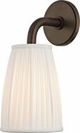 Hudson Valley 6061-DB Malden Distressed Bronze Wall Sconce Lighting