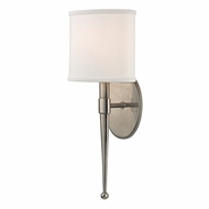 Hudson Valley 6120-HN Madison Historic Nickel Finish 19  Tall Wall Light Sconce