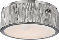 Hudson Valley 6209-PN Crispin Polished Nickel LED Ceiling Light Fixture