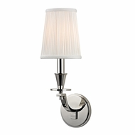 Hudson Valley 6211-PN Avalon Polished Nickel Finish 16  Tall Wall Lighting