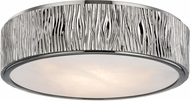 Hudson Valley 6213-PN Crispin Polished Nickel LED Overhead Lighting