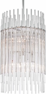 Hudson Valley 6315-PN Wallis Contemporary Polished Nickel 15  Pendant Light