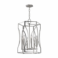 Hudson Valley 6517-PN Roswell Polished Nickel Foyer Lighting