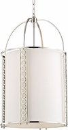 Hudson Valley 6720-PN Infinity Contemporary Polished Nickel 20 Entryway Light Fixture