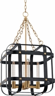 Hudson Valley 6920-AOB Colchester Modern Aged Old Bronze 19.75  Foyer Lighting