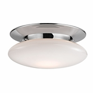 Hudson Valley 7012-PC Irvington Contemporary Polished Chrome LED Overhead Lighting Fixture