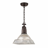 Hudson Valley 7111-OB Langdon Contemporary Old Bronze Drop Lighting