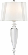 Hudson Valley 7411-PN Tipton Contemporary Polished Nickel Wall Lighting