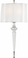 Hudson Valley 7611-PN Tipton Contemporary Polished Nickel Light Sconce