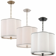 Hudson Valley 7915 Sweeny Transitional 15  Wide Pendant Light