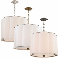 Hudson Valley 7920 Sweeny 20 x18  Transitional Lighting - Pendant