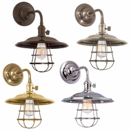 Hudson Valley 8000-MS2-WG Heirloom Wall Lamp