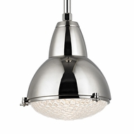 Hudson Valley 8113-PN Belmont Polished Nickel Finish 15.25  Wide Drop Lighting