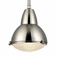 Hudson Valley 8113-SN Belmont Satin Nickel Finish 76  Tall Drop Ceiling Lighting