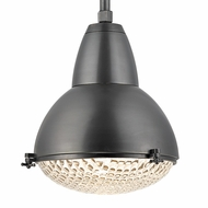 Hudson Valley 8117-OB Belmont Old Bronze Finish 81.25  Tall Ceiling Pendant Light