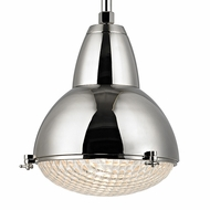 Hudson Valley 8117-PN Belmont Polished Nickel Finish 20  Wide Drop Ceiling Light Fixture