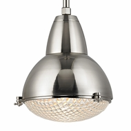 Hudson Valley 8117-SN Belmont Satin Nickel Finish 81.25  Tall Drop Lighting Fixture