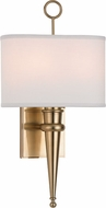 Hudson Valley 8300-AGB Harmony Aged Brass Wall Sconce Lighting