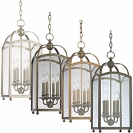 Hudson Valley 8410 Millbrook 10  Wide Foyer Hanging Lamp