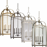 Hudson Valley 8414 Millbrook 34  Talll Foyer Light Fixture
