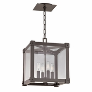 Hudson Valley 8612-OB Forsyth Modern Old Bronze 12  Wide Foyer Light Fixture